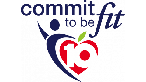 Commit to Be Fit  logo